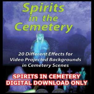 SPIRITS IN CEMETERY DIGITAL DOWNLOAD